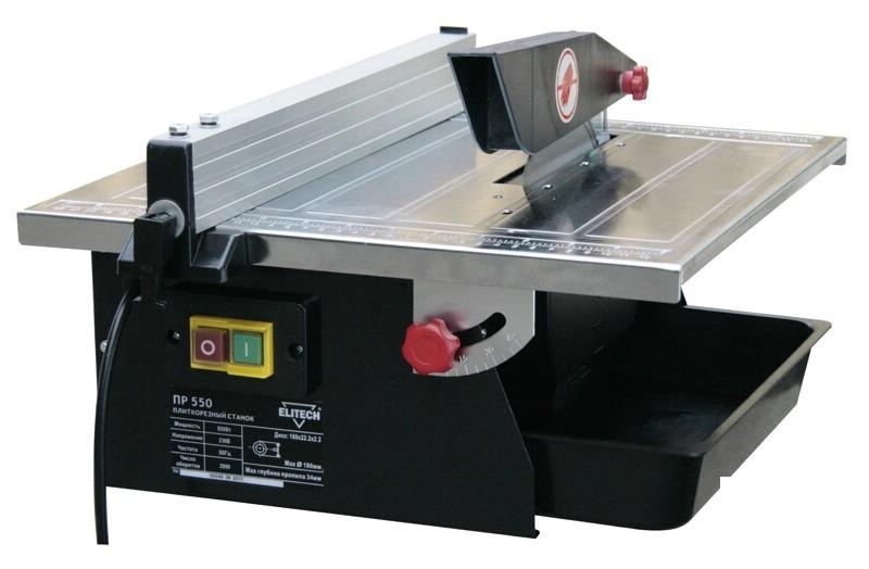 Плиткорез электрический Elitech ПР550